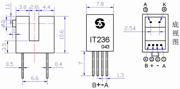 tf232rl下载线电路图